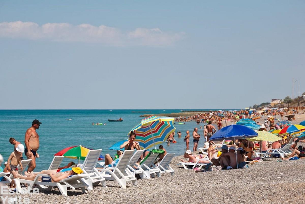 Цены на отдых в Николаевке Крым
